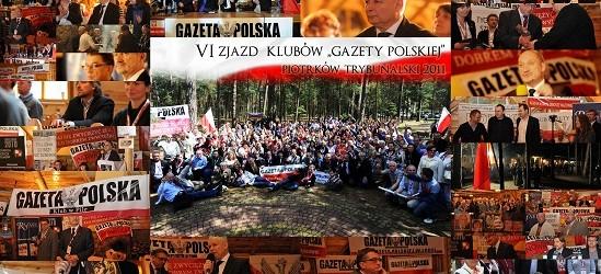 """VI Zjazd Klubów """"GP"""" 2011: Najważniejsza jest Polska"""