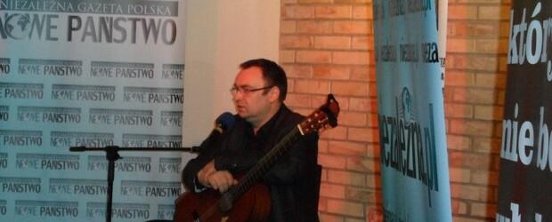Koncert Pawła Piekarczyka w Nakle