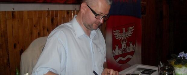 Rafał Ziemkiewicz w Czosnowie