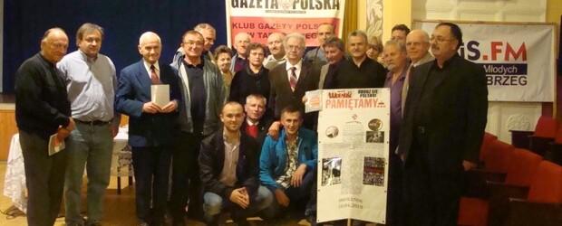 """""""W obronie Polski i polskości"""" – spotkanie z prof. Jerzym Robertem Nowakiem."""