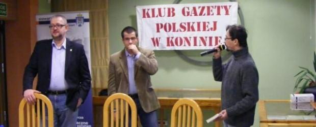 Spotkanie z Rafałem Ziemkiewiczem w Koninie