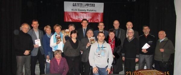 Spotkanie z Arturem Dmochowskim w Sulejówku