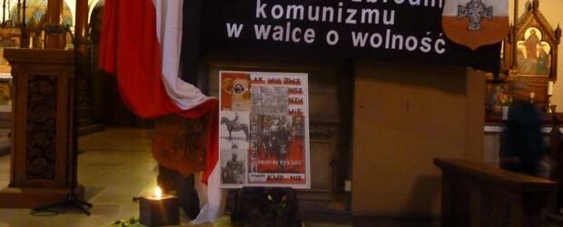 """Narodowy Dzień Pamięci """"Żołnierzy Wyklętych"""" w Berlinie"""