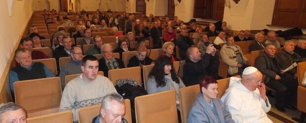Spotkanie z profesorem Jerzym Robertem Nowakiem w Częstochowie