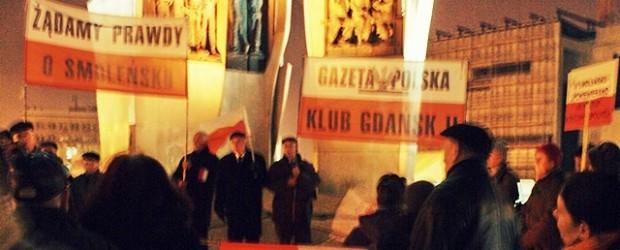 Gdańsk II – 10 marca 2013 r. – 35 miesięcy po tragedii smoleńskiej