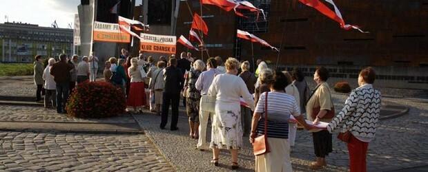 Gdańsk II – 10 lipca 2013 r. – 39 miesięcy po tragedii smoleńskiej