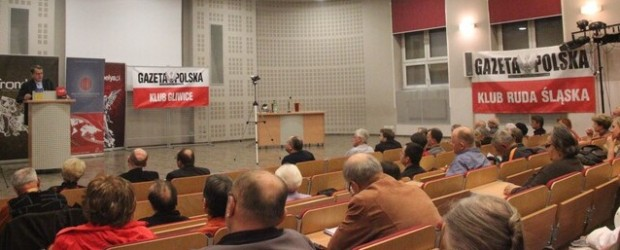 Gliwicki Klub GP gościł ks. dr hab Dariusza Oko