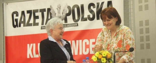 Red. Dorota Kania w Gliwicach