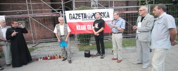 Gliwice – 10 lipca 2013 r. – 39 miesięcy po tragedii smoleńskiej i 70-lecia ludobójstwa na Kresach