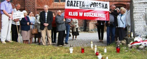 Koszalin – 10 lipca 2013 r. – 39 miesięcy po tragedii smoleńskiej oraz przeddzień 70 rocznicy rzezi wołyńskiej.