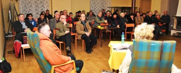 Spotkanie z Panią poseł   Elżbietą Barys w Krzywiniu