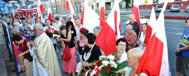 Piotrków Tryb. – 10 lipca 2013 r. – 39 miesięcy po tragedii smoleńskiej