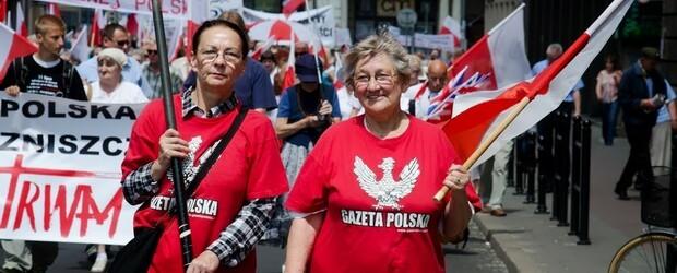 II Poznański Marsz w obronie Telewizji Trwam.
