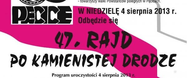 Pruszków – w 69. Rocznicę Powstania Warszawskiego …