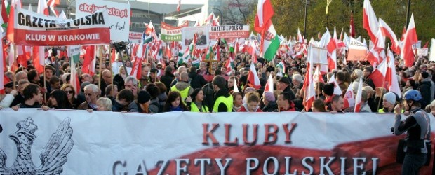 """Kluby """"GP"""" na Święcie Niepodległości – 06.11.2013 r."""