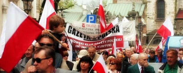 Historia jest fundamentem wolności – 15.05.2013 r.