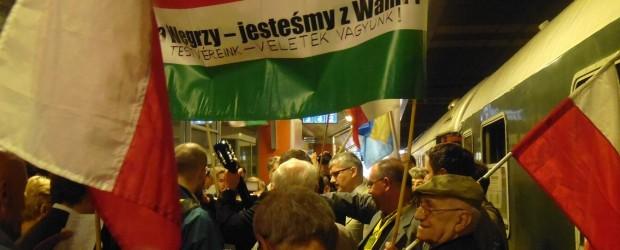 Narodowa pielgrzymka Węgrów do Polski – 26.06.2013 r.
