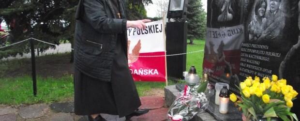 Stegna Gdańska – 10 maja 2013 r. – 37 miesięcy po tragedii smoleńskiej