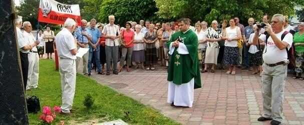 Tychy – 10 lipca 2013 r. – 39 miesięcy po tragedii smoleńskiej