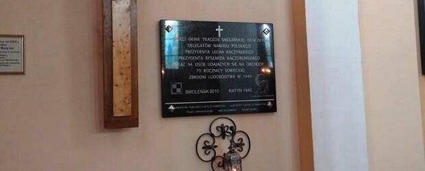Wałbrzych – 10 lipca 2013 r. – 39 miesięcy po tragedii smoleńskiej oraz przeddzień 70 rocznicy rzezi wołyńskiej