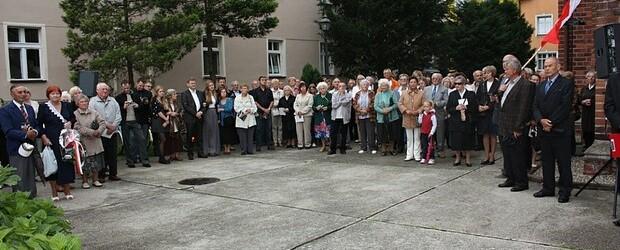 Uroczystości 70 rocznicę ludobójstwa wołyńskiego w Wołowie