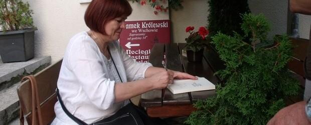 Spotkanie z red. Dorotą Kanią we Wschowie