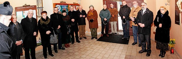 Dzierżoniów II – 10 lutego 2013 – 34. miesięcy po tragedii smoleńskiej