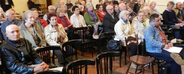 Spotkanie z Mecenas Elżbietą Barys w Legnicy