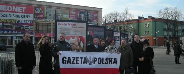 """Wystawa """"Warto Być Polakiem"""" w Tomaszowie Lubelskim"""
