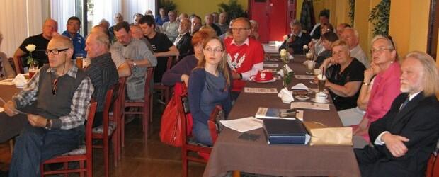 Spotkanie z cyklu warsztatów historyczno-politycznych w Trzebnicy
