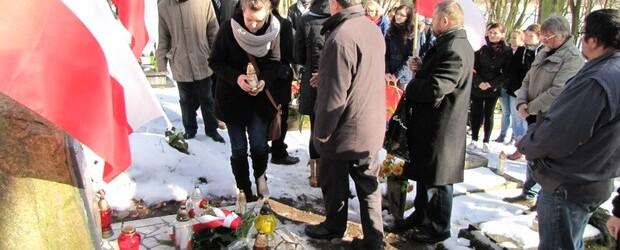 Narodowy Dzień Pamięci Żołnierzy Wyklętych w Więcborku