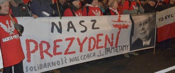 Bełchatów – 10 kwietnia 2013 r. – III Rocznica Tragedii Smoleńskiej