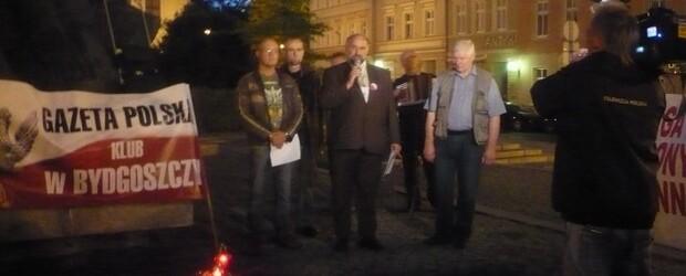 Bolszewika goń – relacja z wieczornicy w Bydgoszczu