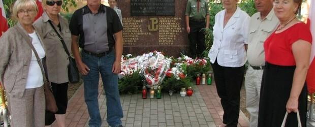 Obchody rocznicy Powstania Warszawskiego w Ciechanowie