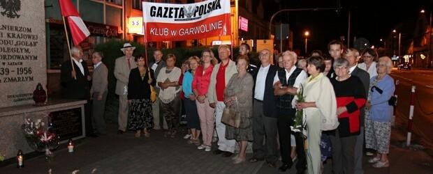 Garwolin – 10 sierpień 2013 r. – 40 miesięcy po tragedii smoleńskiej