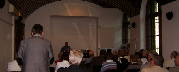 Spotkanie z prof. Markiem J. Chodakiewiczem w Koszalinie