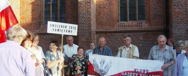 Koszalin – 10 sierpień 2013 r. – 40 miesięcy po tragedii smoleńskiej