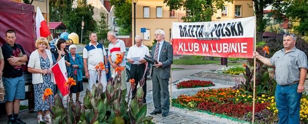 Lubin – 10 sierpień 2013 r. – 40 miesięcy po tragedii smoleńskiej
