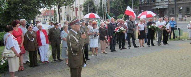 Obchody Rocznicy Powstania Warszawskiego w Pabianicach