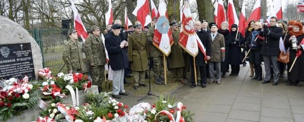 Obchody dnia Żołnierzy Wyklętych w Piotrkowie Trybunalskim