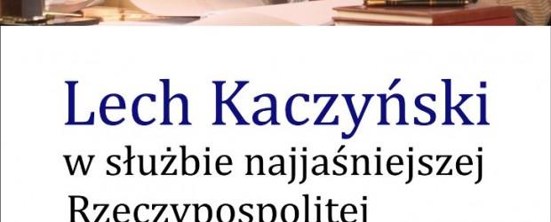 """Tczew – otwarcie wystawy """"Lech Kaczyński w służbie najjaśniejszej Rzeczypospolitej"""" 19 sierpnia"""