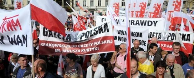 Idziemy z Solidarnością – 13.08.2013 r.