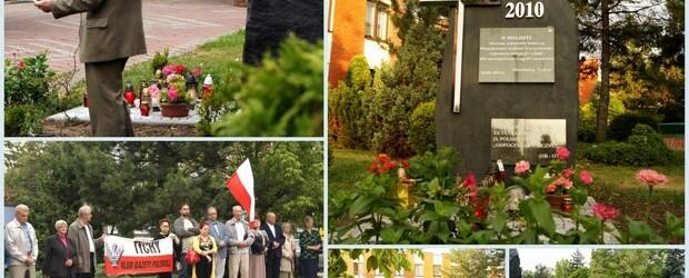 Tychy – 10 sierpień 2013 r. – 40 miesięcy po tragedii smoleńskiej