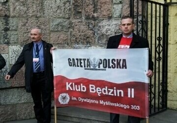 Msza św. w intencji Ofiar Tragedii Smoleńskiej.