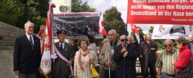 Berlin-74 rocznica wybuchu II wojny światowej