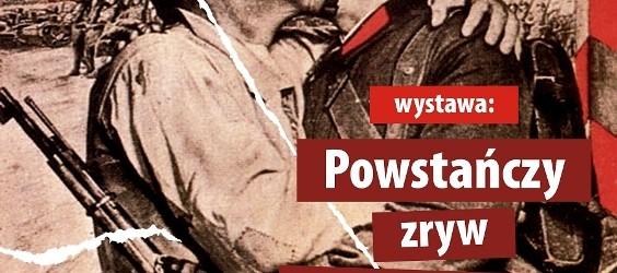 """Częstochowa – wystawa """"Powstańczy zryw w Czortkowie w 1940 roku"""", 27 września-14 października"""