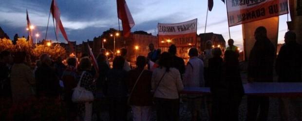 Gdańsk II – 10 września 2013 r. – 41 miesięcy po Tragedii Smoleńskiej