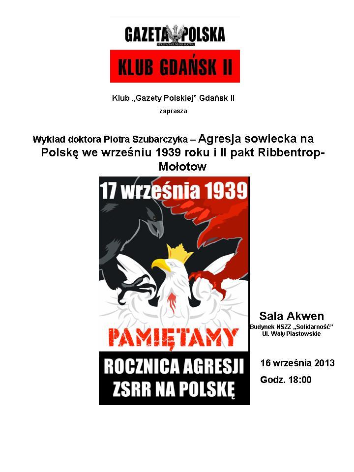 GdanskII_plakatSzubarczyk