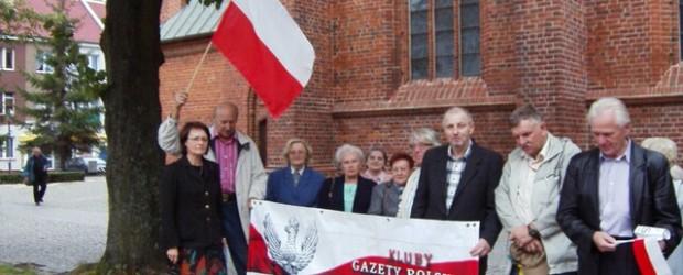 Koszalin – 10 września 2013 r. – 41 miesięcy po Tragedii Smoleńskiej