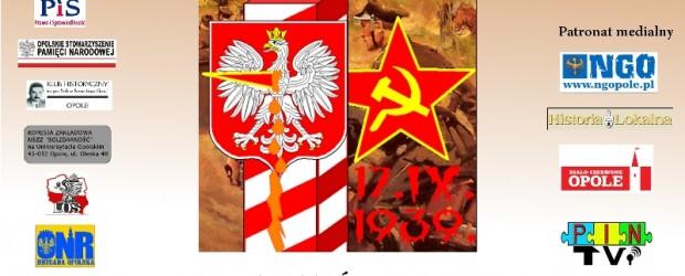 Opole – '74. r. napaści wojsk sowieckich na Polskę, 17 września, g. 17